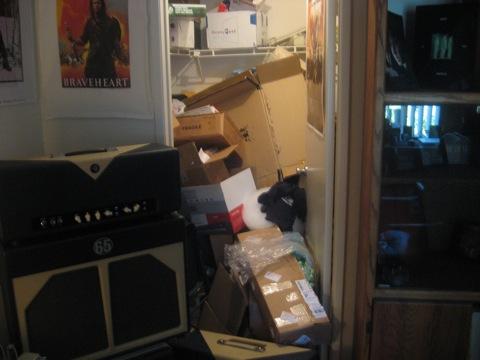 Gear Closet '09