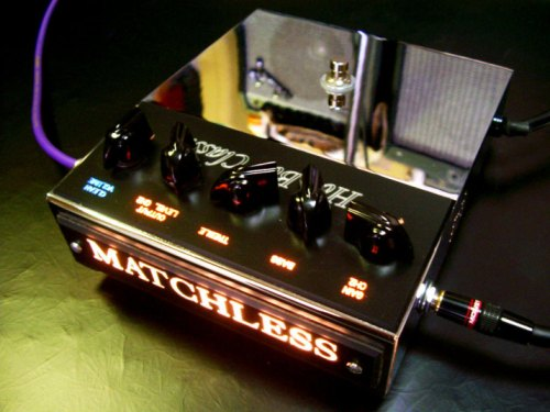 Matchless Hotbox