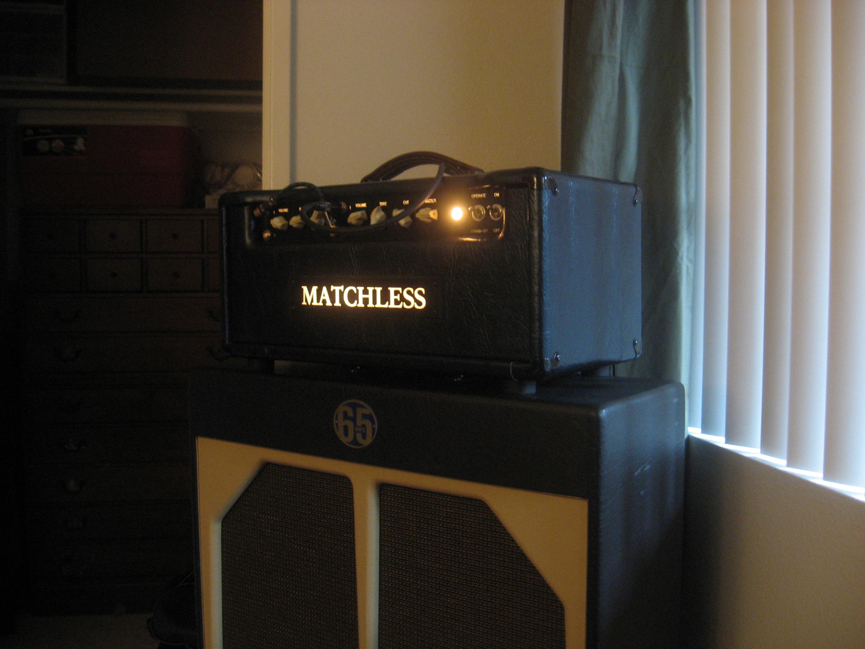 Matchless HC30. Matchless.