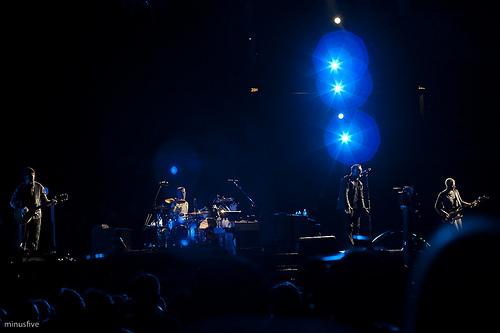 U2 360 band