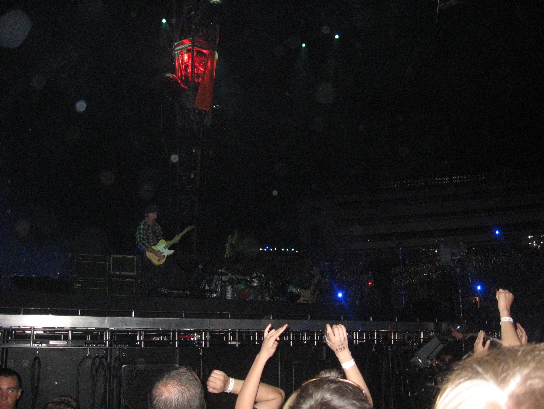 U2 Pasadena 1