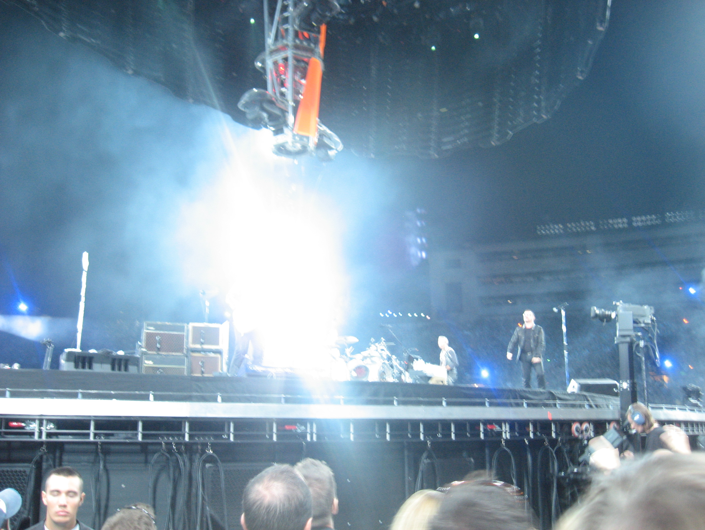 U2 Pasadena 2