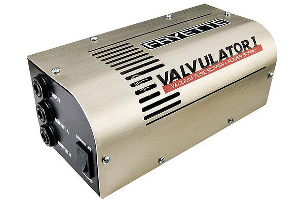 What inexpensive box to split guitar signal to 2 amps?   The